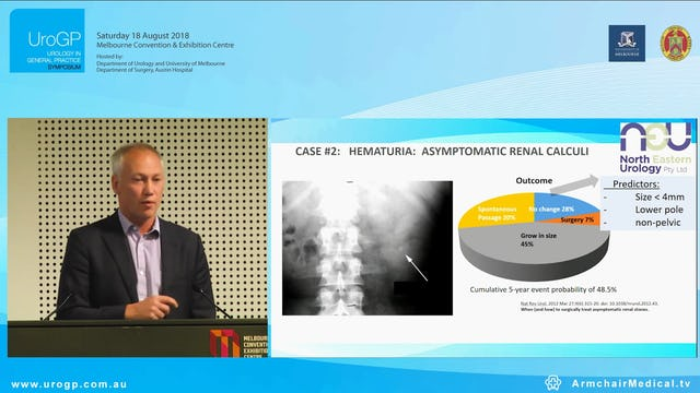 Nephrolithiasis Case based primary care approach Mr Greg Jack