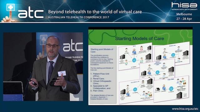 Western NSW Local Health District A virtual health service David Wright & Sharyn Cowie