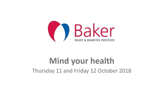 Baker Mind your health