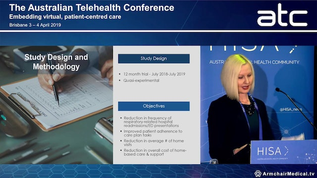 Respiratory Connect@Home A partnership approach to delivering technology-assisted home-based care to patients with chronic respiratory disease Assoc Prof Vikas Wadhwa & Vicki Irving
