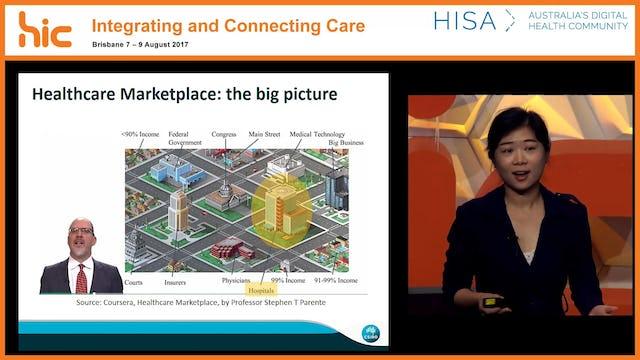 Weekly hospital workforce data A data visualisation exercise Yang Xie