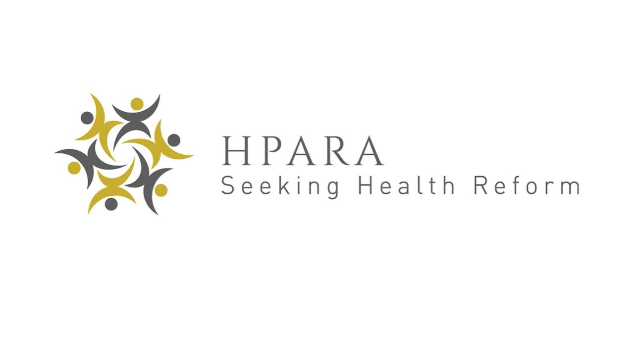 Health Professionals Australia Reform Association (HPARA)