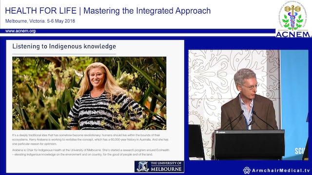 Nurturing your Ecology Dr Ken Winkel