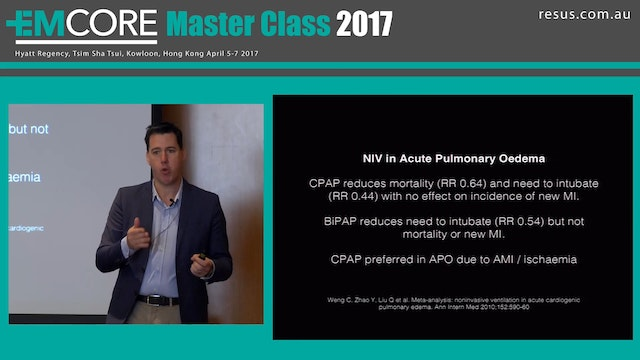 BiPAP How to use it Dr James Edwards