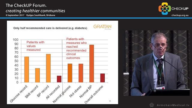 Keynote Address Prof. Hal Swerissen Grattan Institute Primary and community care Still the renovator's opportunity