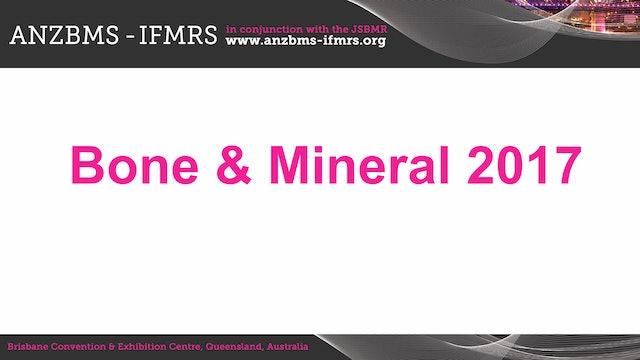 ANZ Bone & Mineral Society