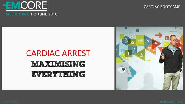 Cardiac Arrest Maximising Everything Assoc Prof Peter Kas
