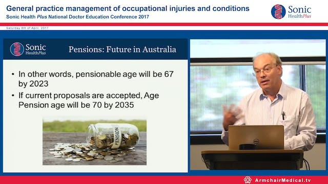 The Aging Workforce Dr Stuart Turnbull