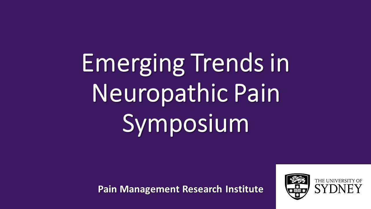 Emerging Trends in Neuropathic Pain