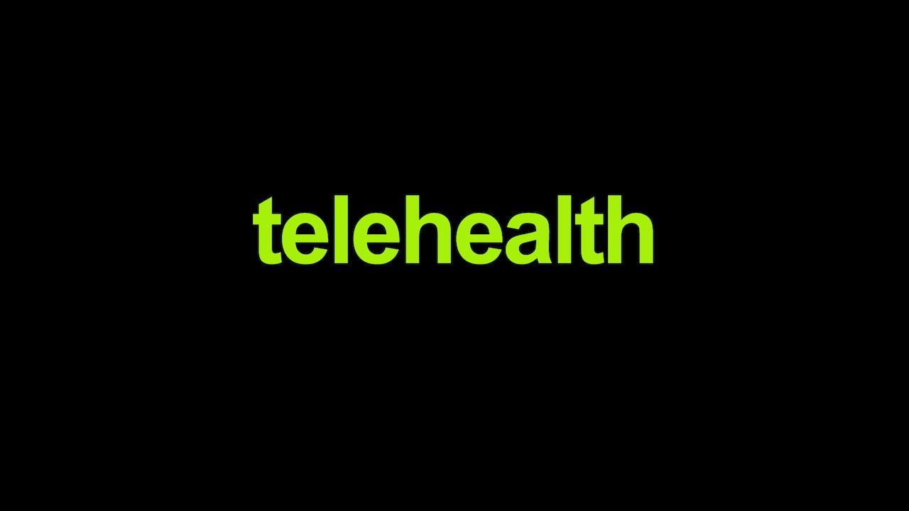 Telehealth Blurred