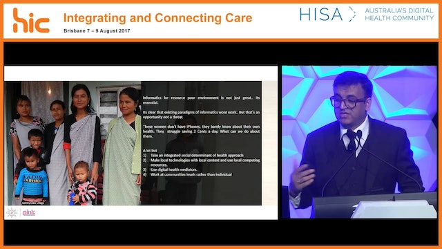 Remote connected care in the digital age Dr Kanav Kahol