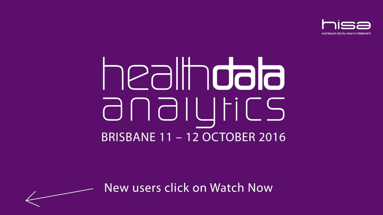 HISA Health Data Analytics
