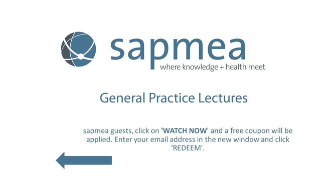 SAPMEA GP Education