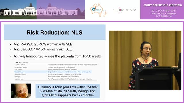 Optimising fetal outcomes in women with medical disorders in pregnancy - Farah Sethna