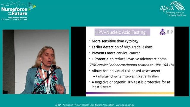 Changes to National Cervical Screening Program Dr Kay Strom