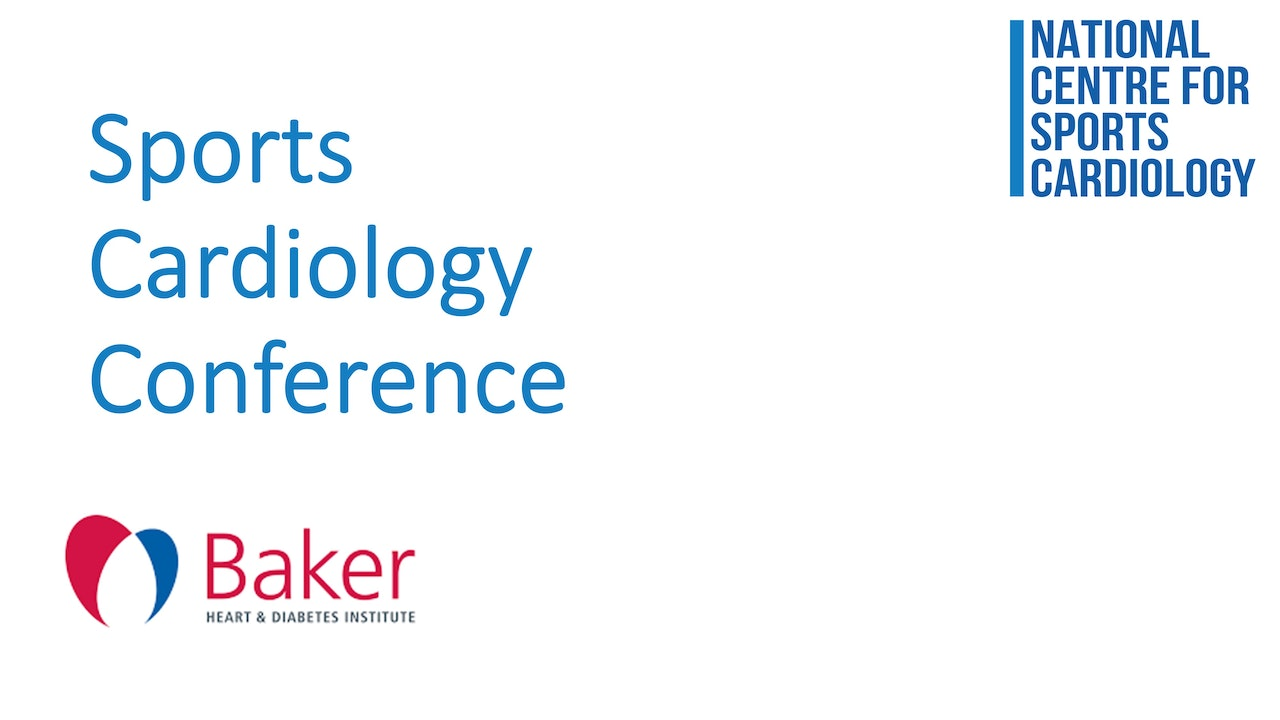 Baker Sports Cardiology Conference