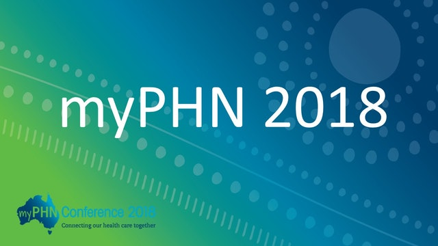 myPHN 2018
