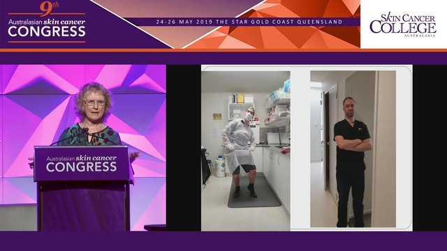 Dermoscopy Nurses Their unique role in the team Ms Trish Metcalfe