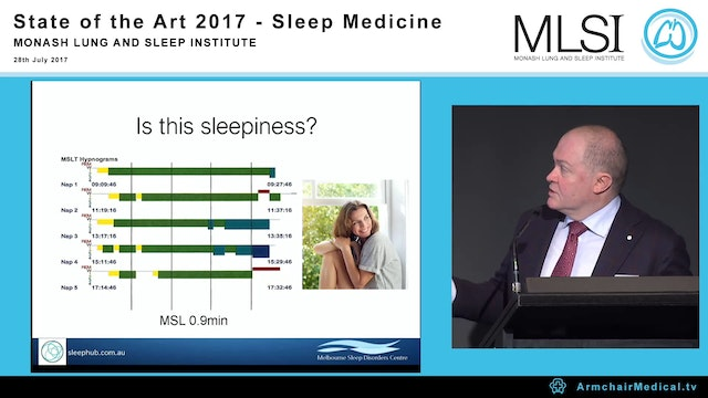 Approaches to the treatment of sleepi...