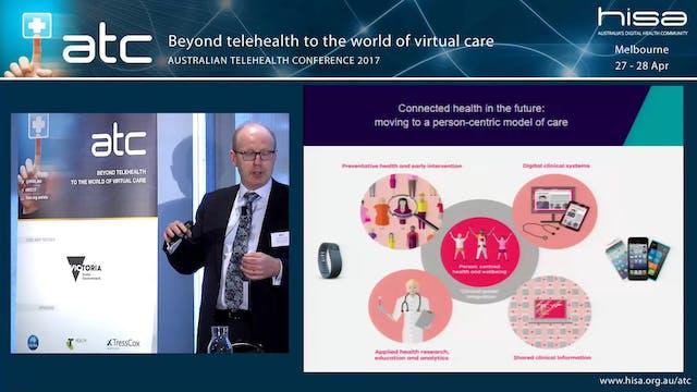 Telehealth in Victoria Andrew Saunders
