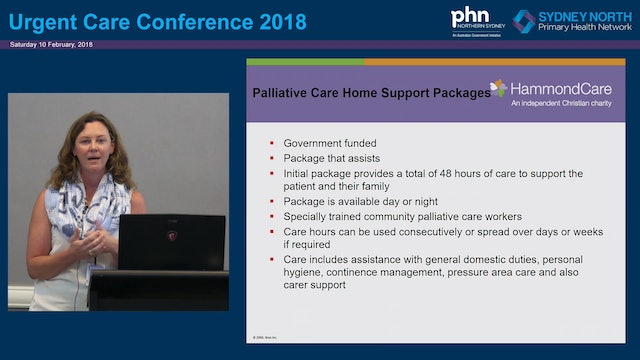 HammondCare Palliative Care Kelly Arthurs