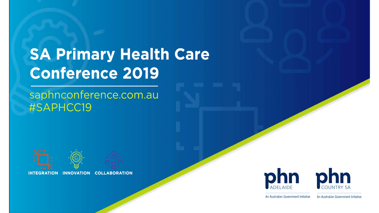 SA Primary Health Care Conference