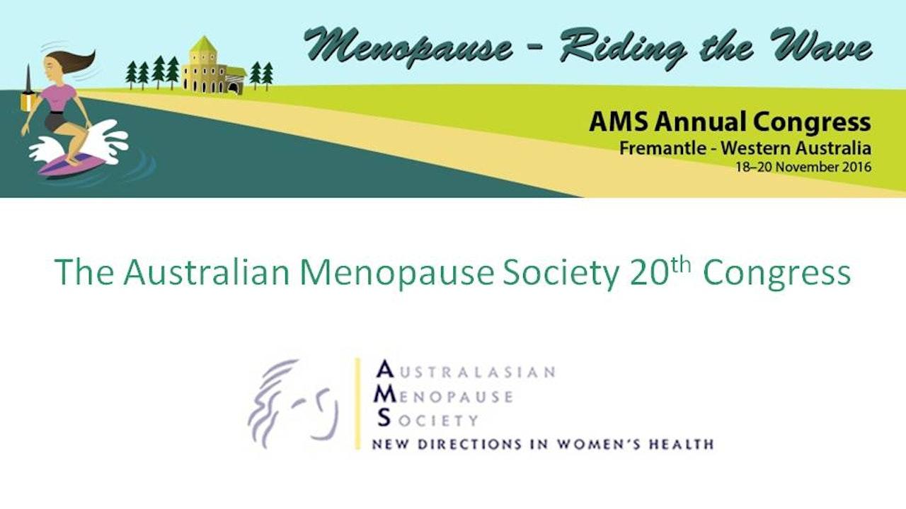 Australian Menopause Society Congress Blurred