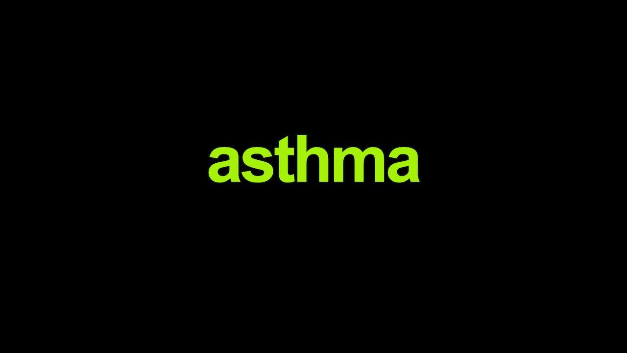 Asthma Blurred