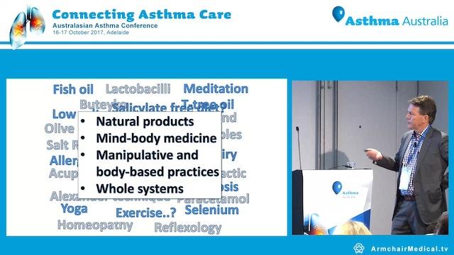 Asthma Controversy Vit D, Paracetamol, fish oil, salt room, physical training, acupuncture, dairy Dr Simon Bowler