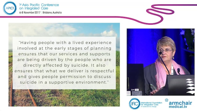 Why lived experience participation im...