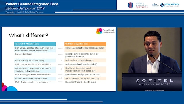 WellNet  Patient Centred Integrated C...