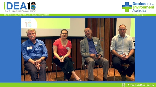 Agriculture and food security Panel D...