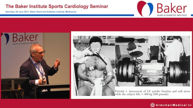 Athlete's Heart: Is Morganroth's Hypothesis dead? Prof Mark Haykowsky