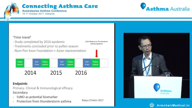 Epidemic thunderstorm asthma Profiling & Protecting at-risk individuals Dr Mark Hew