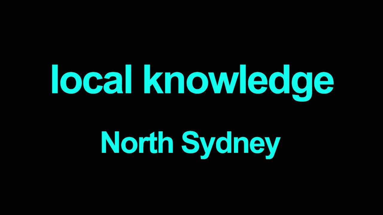 Local Knowledge North Sydney Blurred
