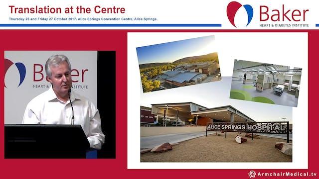 Acute medicine Alice Springs ED Dr Stephen Gourley