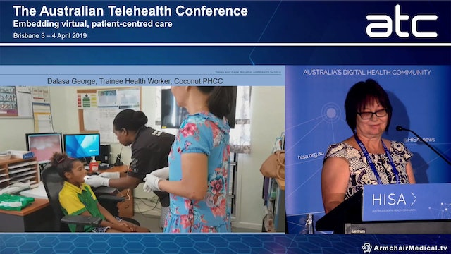 The power of tele-health and mentoring in improving oral health outcomes in the Torres Strait Margaret Nowak