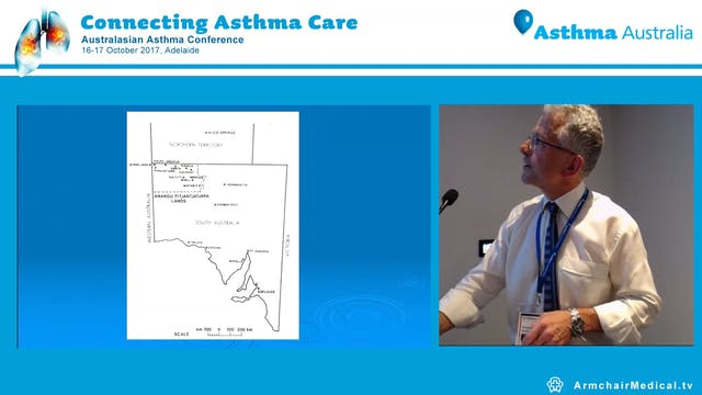 Managing asthma and other chronic lung diseases in ATSI communitiesl Dr Antony Veale