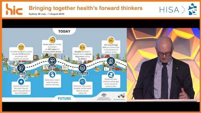 Australia's National Digital Health Future Jim Birch