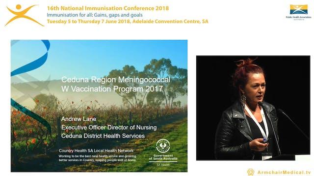 Ceduna region meningococcal vaccinati...
