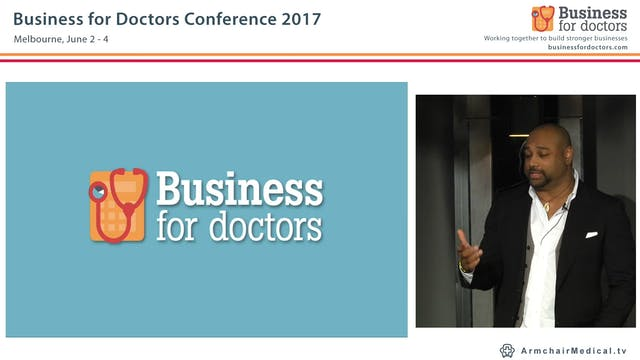 Medicine & Entrepreneurship Dr Sam Prince Founder Zambrero, E-magine Foundation, One Disease and Life Letters