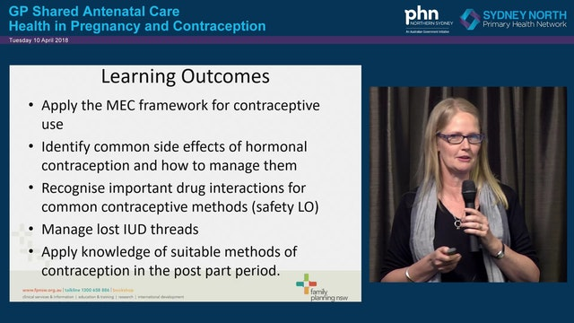 Contraception Dr Mary Stewart Family ...