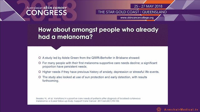 Sun Safety Practices Prof Monika Janda