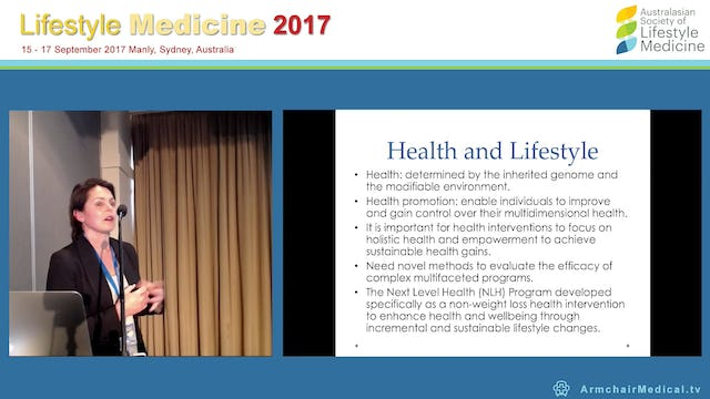 Revealing the invisible impact of lifestyle changes using epigenomic studies Dr Michelle Thunders
