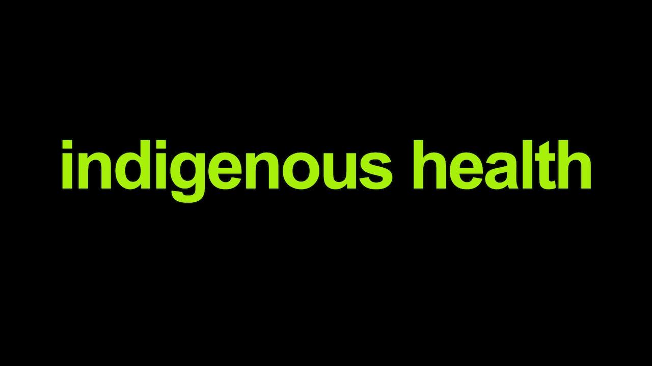 Indigenous health Blurred