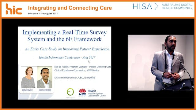 Improving patient experience through ...