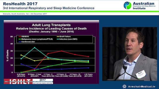 Lung Transplantation in 2017 Dr Jeremy Wrobel