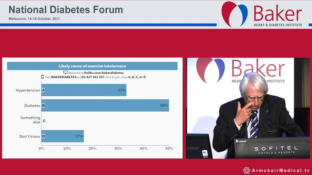 The cardiovascular effects of hypoglycaemia Dr Ted Wu