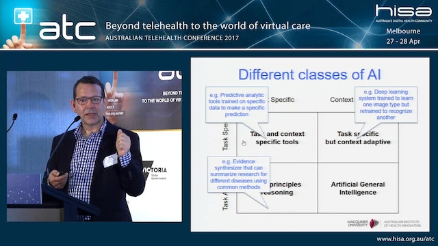 Artificial intelligence and its likely impacts healthcare Enrico Coiera