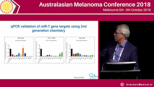 Small molecule inhibitors of melanoma...